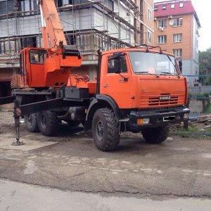 Автокран КС-55722-3