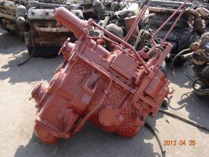 Двигатель от K-700 (беларус)
